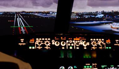 A320 40 min